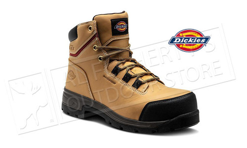 Dickies Men's Tractus 6 Inch 200G Steel-Toe Waterproof Work Boot #DK0A4NN8