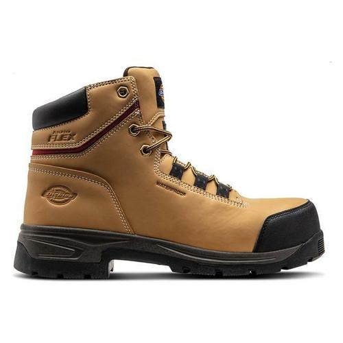Dickies Men's Tractus 6 Inch 200G Steel-Toe Waterproof Work Boot #DK0A4NN8