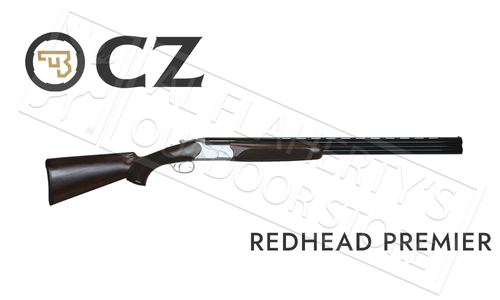CZ Redhead Premier Over-Under Shotgun #06471