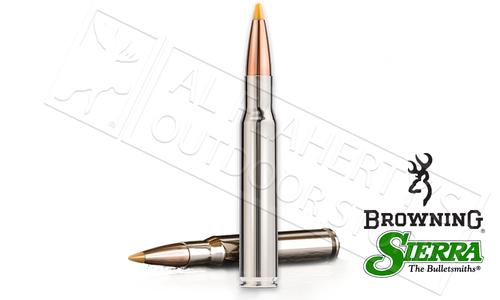 Browning Ammo 6.5 Creedmoor Long Range Pro, 130 Grain Box of 20 #B192500651