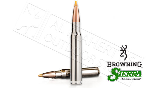 Browning Ammo 308 Long Range Pro, 168 Grain Box of 20 #B192503081