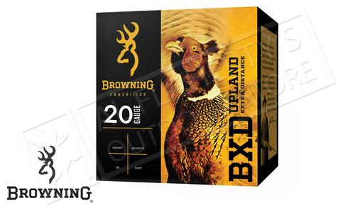 "Browning Ammo BXD Upland Shells 20 Gauge 2.75"" 1 oz Box of 25 #B19351202"