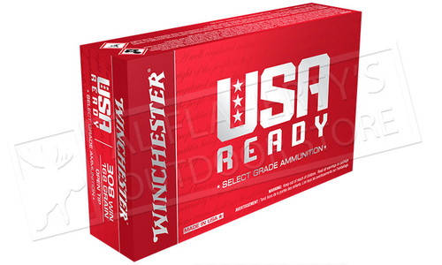 Winchester 223 Rem USA Ready Select Grade Ammunition 62 Grain Box of 20 #RED223