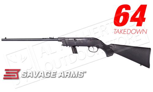 Savage Arms Model 64 Left Hand Takedown 22LR Semi-Auto Rimfire Rifle #40210