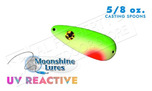 Moonshine Lures Casting Spoon 5/8 oz #5847500