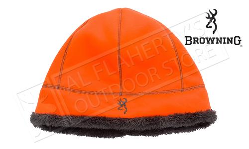 Browning Beanie High Pile - Blaze/Charcoal #30866879