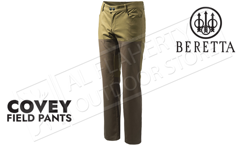 Beretta Covey Field Pant Tobacco/Brown #CU592T1654089R
