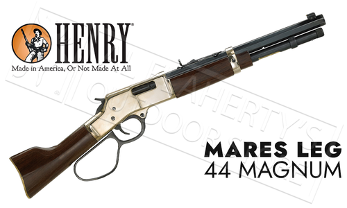 Henry Mares Leg Lever-Action Rifle 44 Mag #H006ML