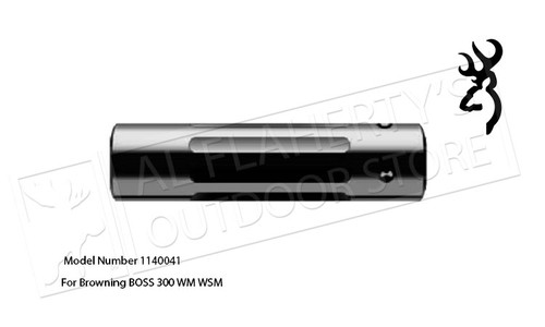 Browning Boss CR Accessory 1140041, Boss, A-Bolt, Blue Gloss, for 300 Win. Mag, 300 WSM #1140441