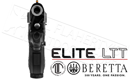Beretta Handgun 92G Elite LTT 9mm #J92G9LTT