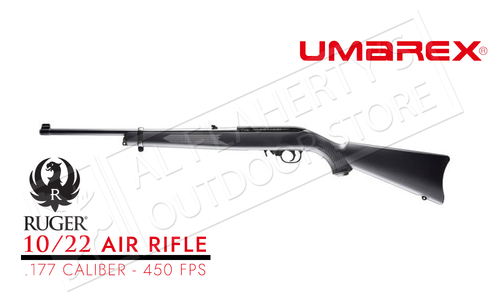 Umarex Air Rifle Ruger 10/22 .177 450fps #2244235