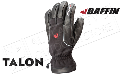 Baffin Talon Gloves - M to XL #BGLOVU009BK1