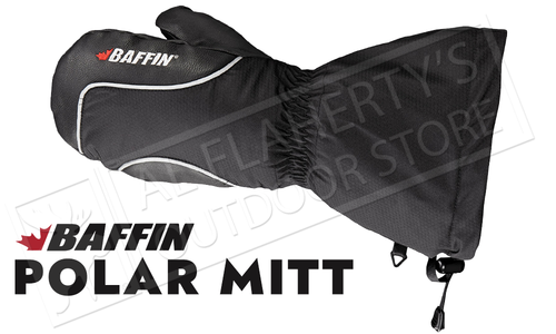 Baffin Polar Mitts - M to XL #BGLOVU001BK1