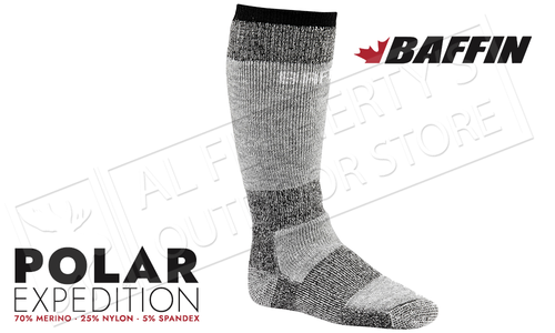 Baffin Polar Expedition Sock #BSOCKU003GY2