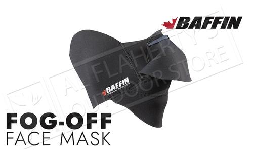 Baffin Fog-Off Mask #BHEADU004BK1