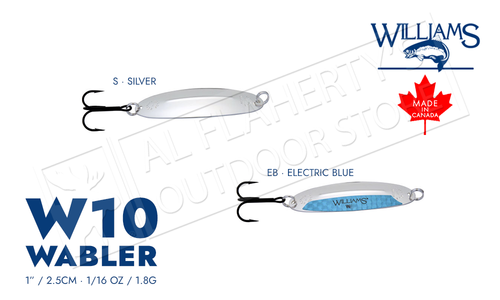 Williams Wabler Size W10 #W10
