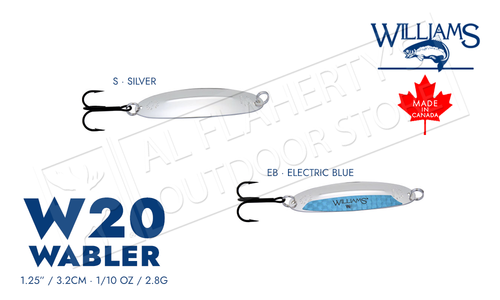 Williams Wabler Size W20 #W20