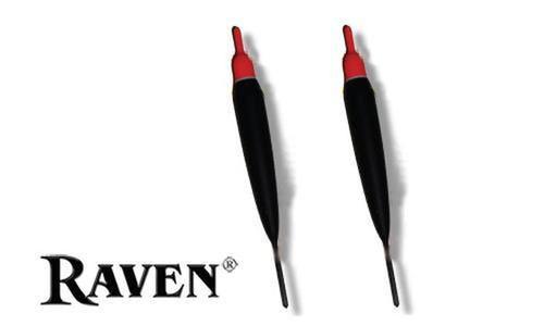 Raven Steelhead Fixed-Stem Float Size 2, SM 3.7g, or 3 4.8g  #RVFSM2-P