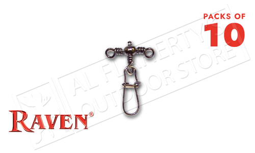 Raven 3-Way Snap Swivel #RV3WSS
