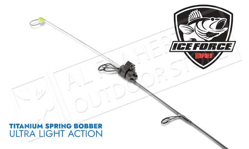 Rapala Titanium Spring Bobber - Ultra Light Pack of 2 #RTISBUL