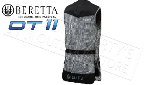 Beretta DT11 Shooting Vest Black, M-3XL #GT01102110944