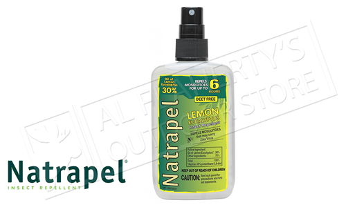 Natrapel Repellent 37ml Pump Spray #76700