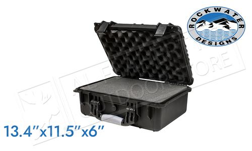 "Rockwater Design Handgun Case 13.4"" x 11.5"" x 6"" #75-042"