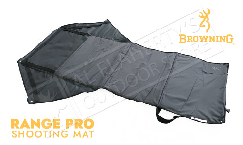 Browning Range Pro Shooting Mat Charcoal #1223257993