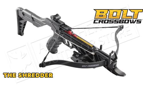Bolt Crossbows - The Shredder Crossbow with Adjustable Stock #BT125