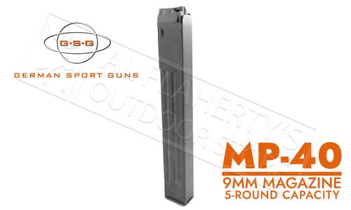 GSG MP40 5 Round 9MM Magazine #940.00.05