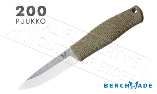 Benchmade 200 Puukko Fixed Blade Knife #200