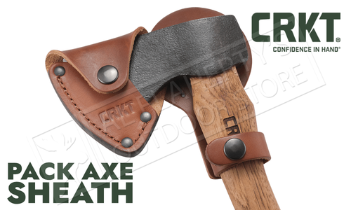CRKT Leather Sheath for the Pack Axe #D2748