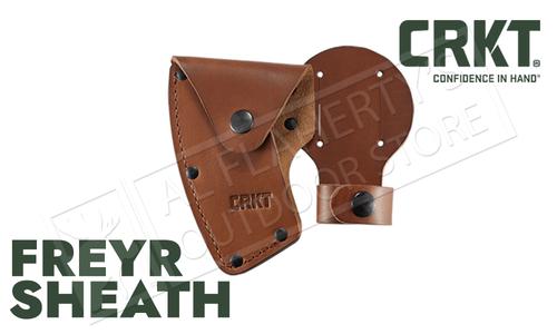 CRKT Leather Sheath for the Freyr Axe #D2746