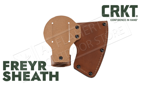 CRKT Leather Sheath for the Freyr Axe #D2746