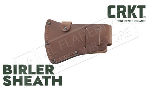 CRKT Leather Sheath for the Birler Axe #D2745