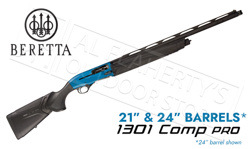 "Beretta Shotgun 1301 Competition Pro, 12g 24"" Barrel #7R4B853213021"