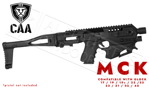 CAA MCK Micro Conversion Kit for Glock Pistol #CAAMCKN