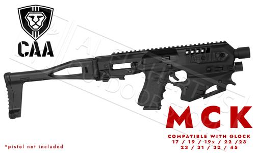 CAA MCK Micro Conversion Kit for Glock Pistol #CAAMCKN
