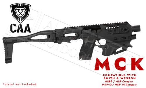 CAA MCK Micro Conversion Kit for S&W M&P Gen 1 9 and 40 Pistols #CAAMCKNMPGEN1