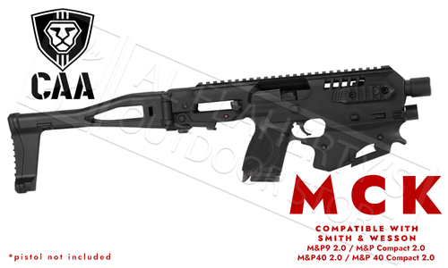CAA MCK Micro Conversion Kit for S&W M&P 2.0 9 and 40 Pistols #CAAMCKNMP