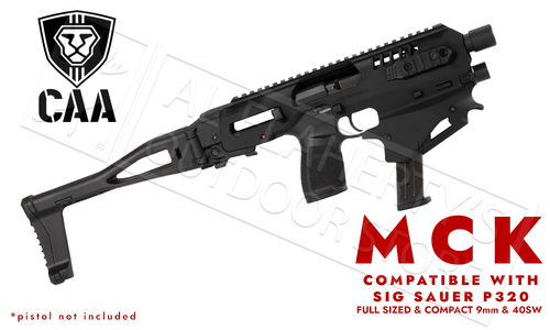 CAA MCK Micro Conversion Kit for Sig 320 Pistol #CAAMCKNSIG