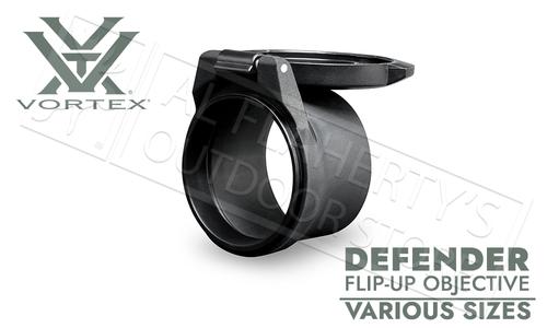 Vortex Defender Flip Cap Objective Lens 32, 40, 44, & 50mm
