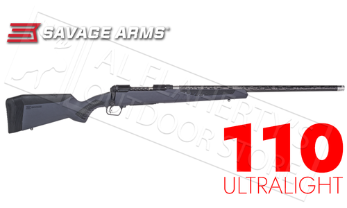 Savage Arms 110 Ultralight Bolt Action Rifle