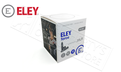 Eley 22LR Force 42 Grain Box of 300 Rounds #02460