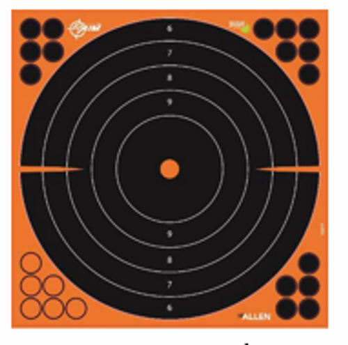 "Allen EZAim Adhesive Splash 12"" Targets 5 Pack #15317"