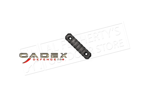 Cadex Defence M-LOK 3 Inch Modular Picatinny Rail #03127-A078ML