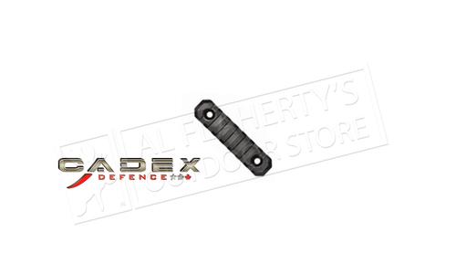 Cadex Defence M-LOK 3 Inch Modular Picatinny Rail #03127-A078ML