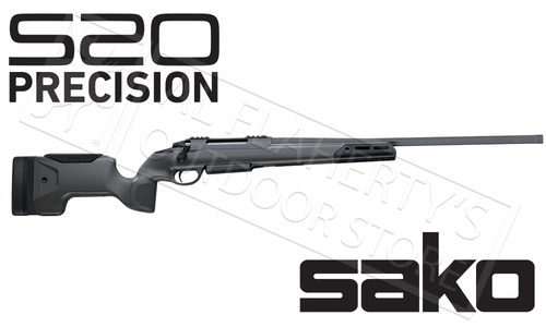 Sako S20 Precision Rifle in various calibers