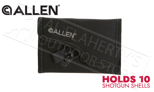 Allen Ammo Pouch for Shotgun Shells - Black #17641