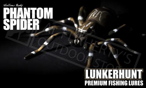 LunkerHunt Phantom Spider #LSPIDER